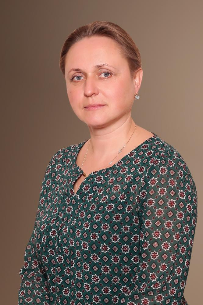 Гаврилова Наталія Степанівна